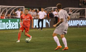 Martin Ødegaard at Real Madrid
